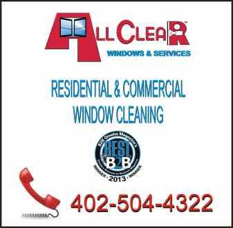 image ad window cleaning omaha neb